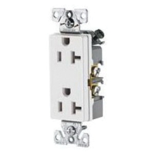 cooper wiring device tr6352w box residential grade tamper resistant rh yaleelectricsupply com eaton residential wiring devices leviton residential wiring devices