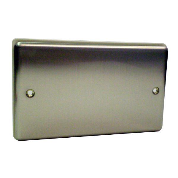 Nav-Tech 3GBLANK 3-Gang Flat Blank Cover 8-13/16 Inch