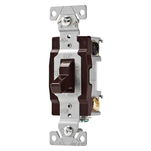 Cooper Wiring Device CS115B 120/277-Volt AC 15-Amp 1-Pole ... on