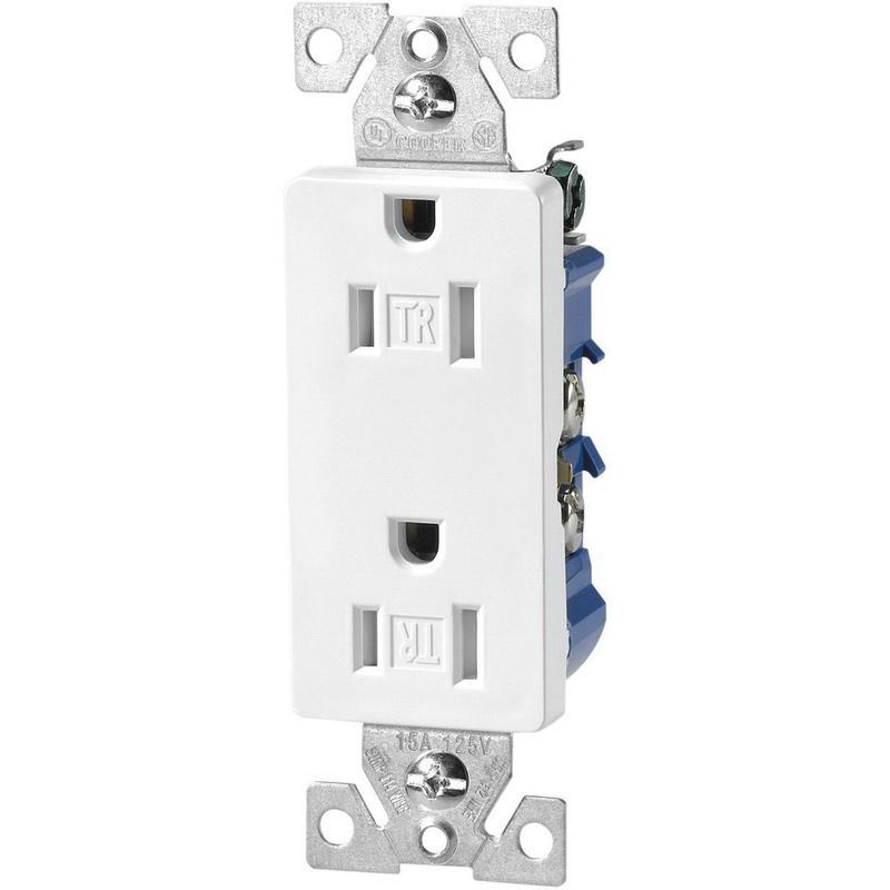 cooper wiring device tr1107w residential grade tamper resistant rh usesi com residential electrical wiring devices eaton residential & wiring devices division