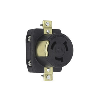 Pass Seymour 3769 Industrial Specification Grade Corrosion. Pass Seymour 3769 Industrial Specification Grade Corrosionresistant Single Locking Receptacle 600volt. Wiring. 250 Volt Single Outlet Wiring At Scoala.co