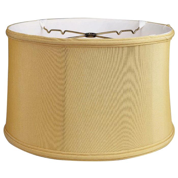 Arden 30808 14 Ow Anna Shallow Drum Lamp Shade 13 Inch X