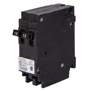 Murray MP2020 Plug-In Mount Type MH-T Duplex Circuit Breaker 1-Pole (2) 20 Amp 120 Volt AC
