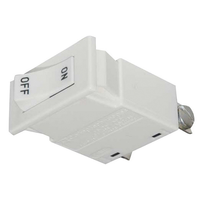 Juno Commercial Track Lighting: Juno Lighting TCLCB 2A WHT Current Limiting Circuit