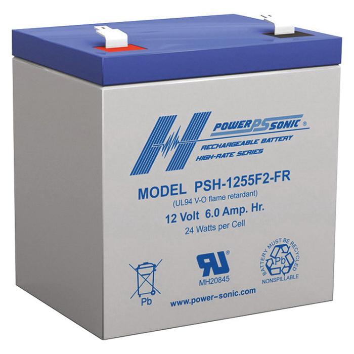 Power-Sonic PSH-1255 FR High-Rate Series General Purpose
