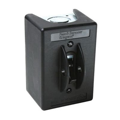 Pass & Seymour 7812PMD 2-Pole 1-Phase Class J AC Manual Motor Controller 600 Volt AC 30 Amp