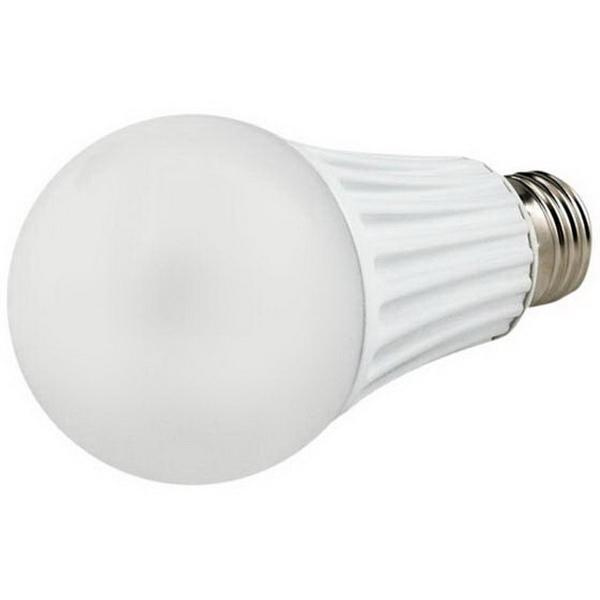 TCP LED18A21DOD50K A21 Omnidirectional High Output LED Lamp 18 Watt E26 Medium Base 1675 Lumens 82 CRI 5000K Stark White Elite
