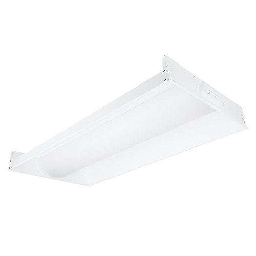 Columbia Lighting LTRE24-35MLG-RFA-EDU Recessed Mount Medium Lumen LED  Lighting Fixture 41 Watt 120 - 277 Volt 3500K 4650-5324 Lumens High