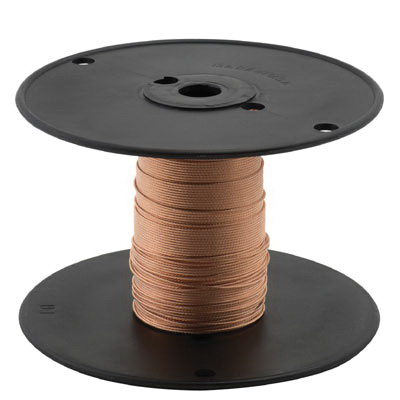 Wn desherbinin 30224 bare copper bare wire lamp cord with grounding wn desherbinin 30224 bare copper bare wire lamp cord with grounding 18 awg 1630 awg 250 ft spool greentooth Choice Image