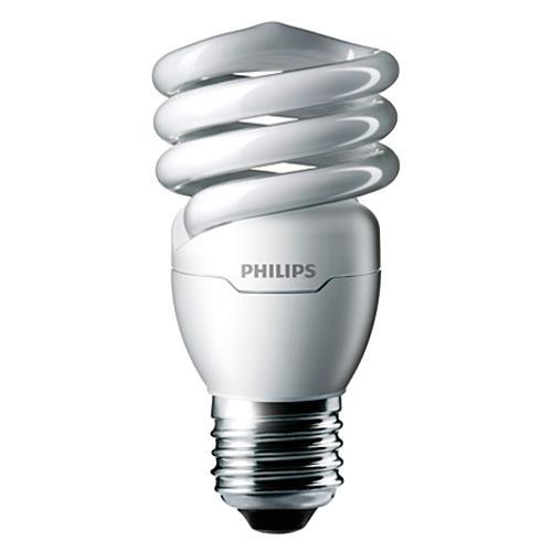 Philips Lighting 413996 EL/mdTQS T2 Energy Saver Compact Fluorescent Lamp 13 Watt E26 Medium Base 900 Lumens 81 CRI 2700K Warm White