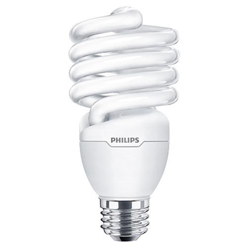 Philips Lighting 414102 EL/mdTQS T2 Energy Saver Compact Fluorescent Lamp 26 Watt E26 Medium Base 1800 Lumens 81 CRI 2700K Warm White