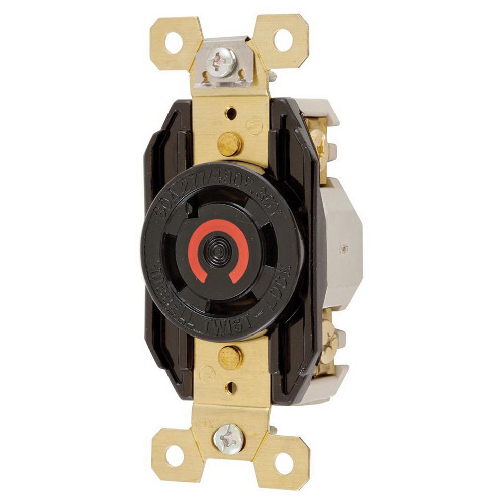 Hubbell Wiring Device Gfci Plug 15 A 1 2 Hp Portable Gfci