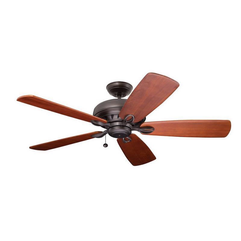 Emerson CF5100ORB Penbrooke Select Ceiling Fan 60 Inch 5 Blade 6 Speed Oil Rubbed Bronze