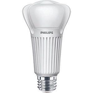Philips Lighting 453365 Dimmable A21 3 Way Led Lamp 20 Watt E26 Medium Base 470 840 1620 Lumens 80 Cri 2700k Warm White