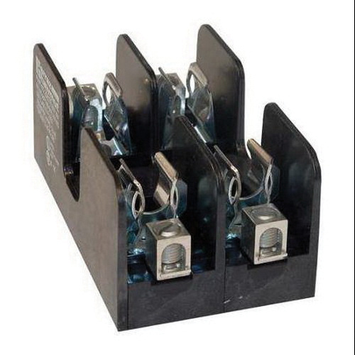 mersen 20607r open style fuse block 2 pole 250 volt ac dc 60 amp rh usesi com 60 Amp 250 Volt Fuse 10 Amp Fuse