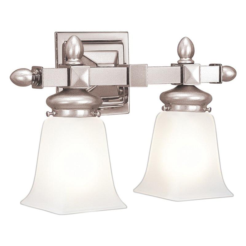 Hudson Valley Lighting Careers: Hudson Valley Lighting 2822-SN 2-Light Bath Bracket Light