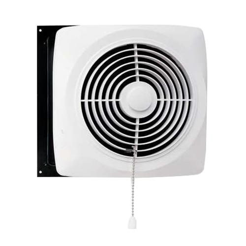 Bathroom Exhaust Fan 3 Inch Duct: Nutone 507 Chain Operated Ventilation Fan 8-3/8-Inch Duct