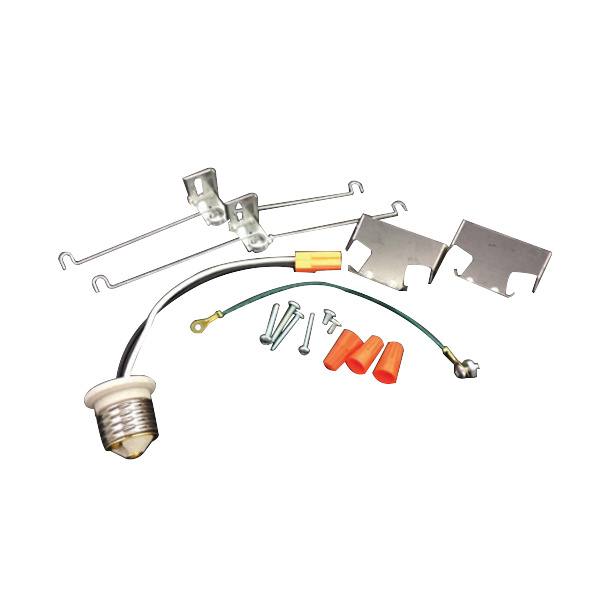cooper lighting sld6acckit retrofit kit 6 inch for surface led