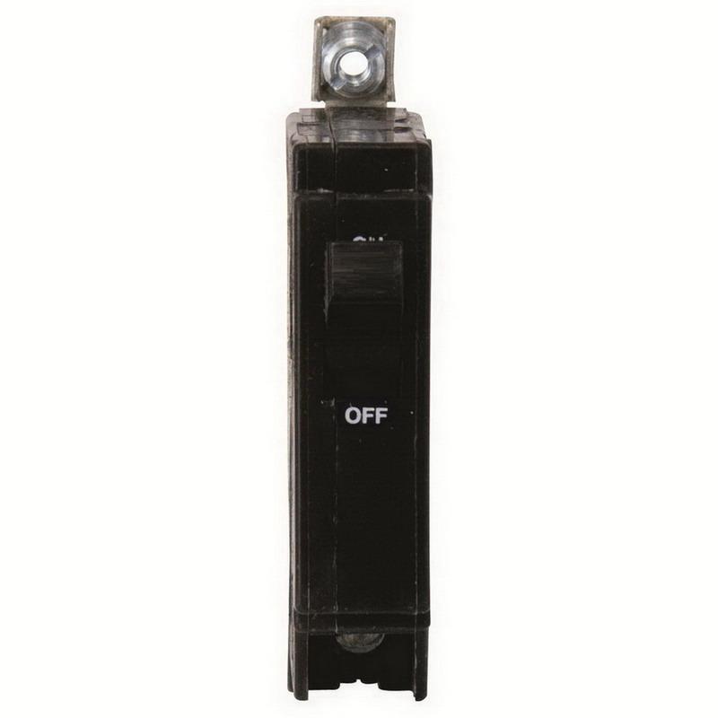 Eaton CHB120 Bolt-On Mount Type CHB Circuit Breaker 1-Pole 20 Amp 120/240 Volt AC