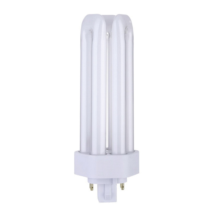 Halco Lighting 109034 Dimmable T4 Compact Fluorescent Lamp 42 Watt 4 Pin Gx24q Base 3200