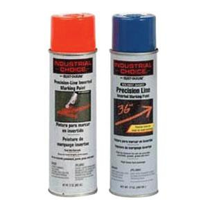 Peco Fastener 203025 Inverted Marking Paint Aerosol Can 20 oz Hi-Viz