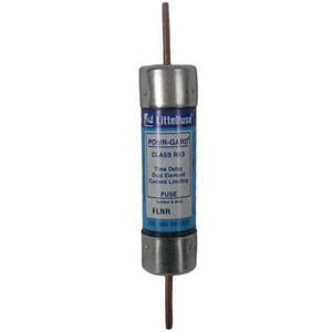Littelfuse FLNR125 Dual Element Class RK5 Rejection Time Delay Fuse 125 Amp 250 Volt AC 125 Volt DC Powr-Gard™