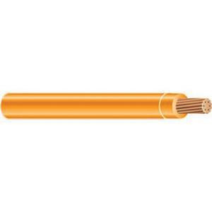 THHN-8-STRD-ORN-500SP Stranded Copper THHN Cable 8 AWG 500 ft Reel Orange