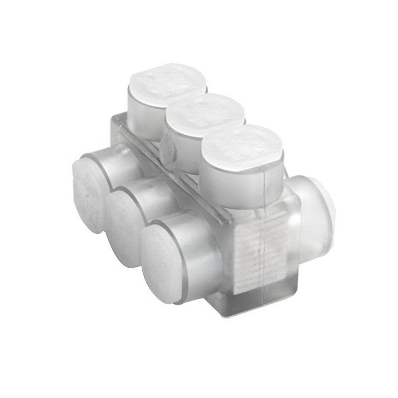 Burndy BIBD4-6 Plastisol Insulated Aluminum Alloy Type BIBD Multi ...