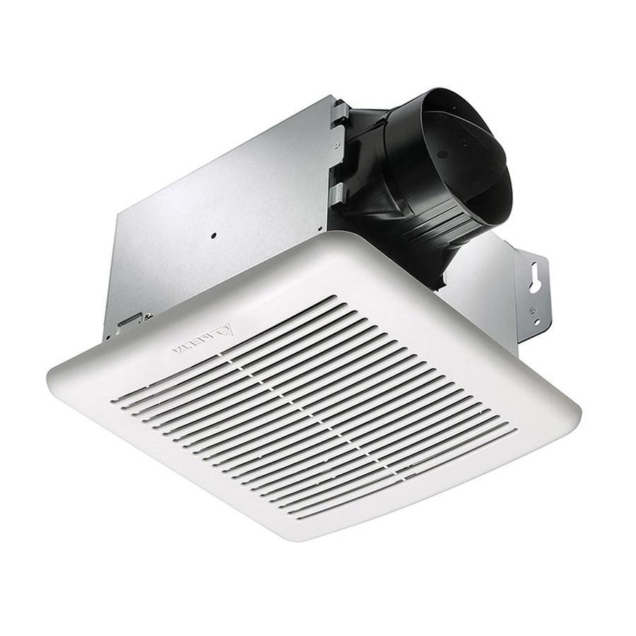 Delta GBR80 Ventilation Fan 80 CFM at 0.1 Inch Static Pressure 64 CFM at 0.25 Inch Static Pressure 120 Volt BreezGreenBuilder