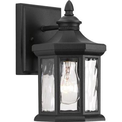 Progress Lighting P6070-31 1-Light Wall Lantern 100 Watt 120 Volt Black Painted Edition
