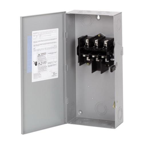 Eaton dg323ngb 4 wire 3 pole fusible b series general duty safety eaton dg323ngb 4 wire 3 pole fusible b series general duty safety switch 240 volt publicscrutiny Gallery