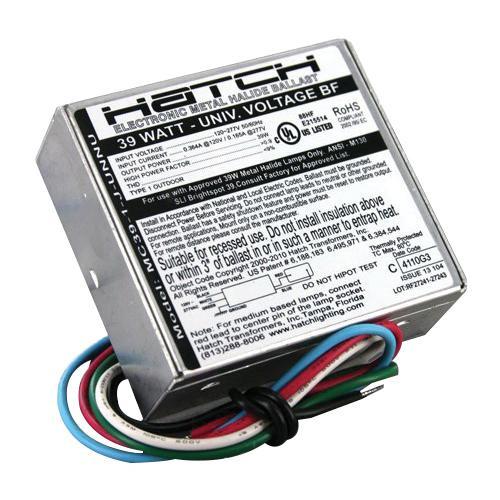 Hatch Lighting Mc39 1 J Unnu Mini Series Universal Voltage