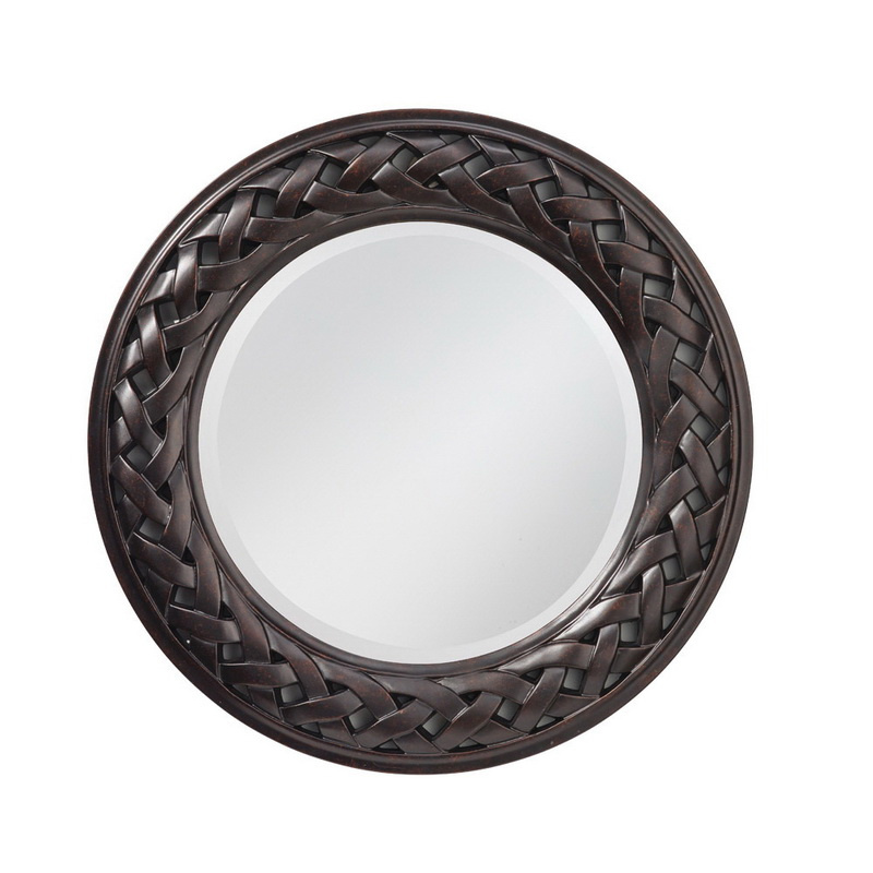 Murray Feiss Mirrors: Murray Feiss MR1177LBR Liberty Bronze Mirror