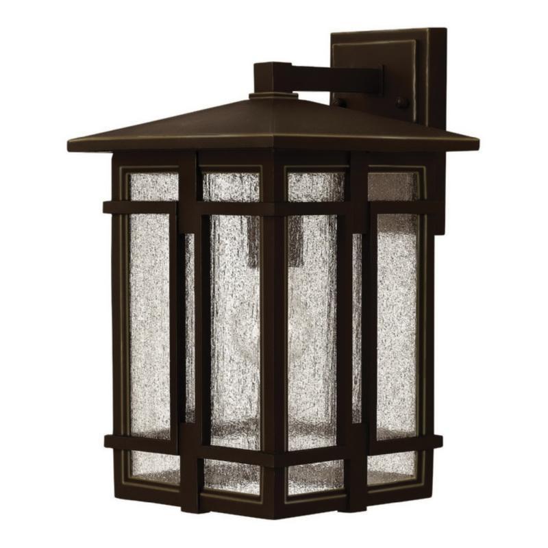 Hinkley Lighting 1964OZ 1-Light Outdoor Wall Lantern 100 Watt 120 Volt Oil Rubbed Bronze Tucker™