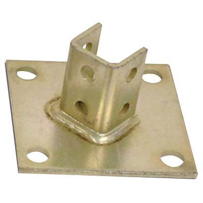 Thomas & Betts B-924 Galv-Krom® Steel Post Base Connector Kindorf®