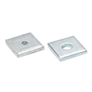 B-Line B202DHDG Hot Dip Galvanized No Twist Square Washer 1/2 Inch