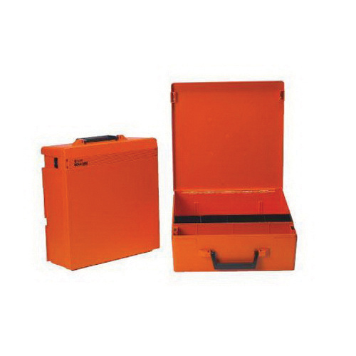 Rolacase RC003 Standard Tool Case 370 mm x 370 mm x 130 mm Orange