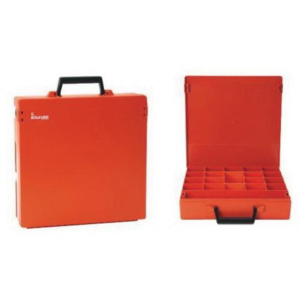 Rolacase RC001/OR Standard Tool Case 370 mm x 370 mm x 85 mm Orange