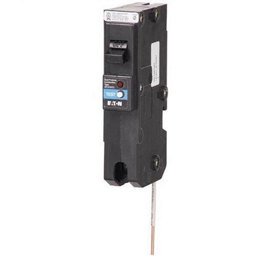Eaton BRLAFGF115QN Plug-In Mount Type BR Dual Purpose Arc/Ground Fault Circuit Interrupter 1-Pole 15 Amp 120 Volt AC