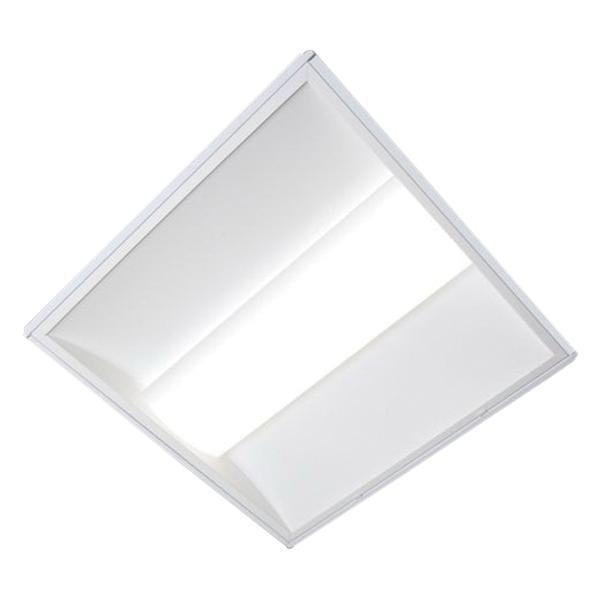 Cooper Lighting 22CZ-LD4-24-UNV-EL7W-L835-CD1-U Ceiling Mount Standard LED Luminaire 22.6 Watt 120 - 277 Volt Reflective 85 CRI 3500K 2400 Lumens LED White Enamel Cruze™ Metalux™