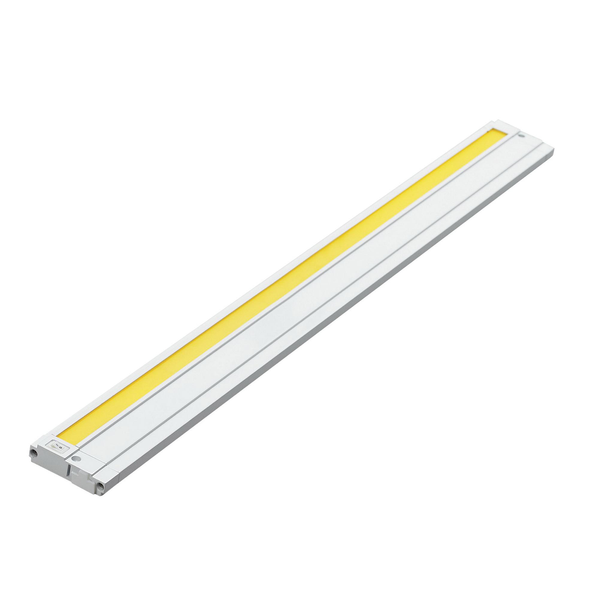Tech Lighting 700UCF1995W-LED LED Under Cabinet Light Fixture 10.5 Watt 120 Volt 3500K White Unilume LED Slimline