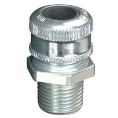 Crouse Hinds Cgb396 Steel Straight Form C Cord Connector 1