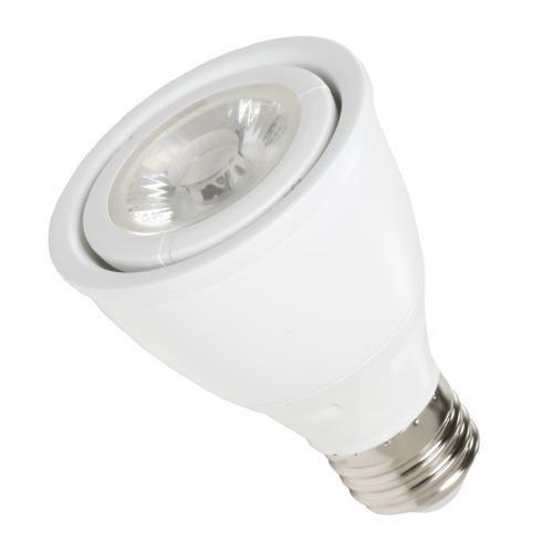 Halco Lighting 82005 PAR20 LED Lamp 7 Watt E26 Medium Base 525 Lumens 90 CRI 5000K ProLED®