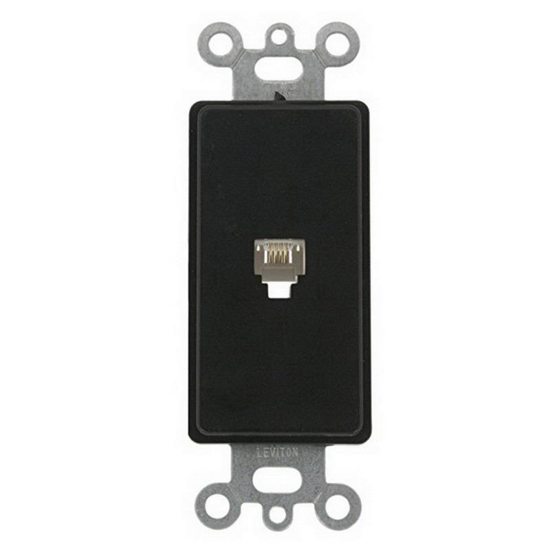 Leviton 40649-E Black