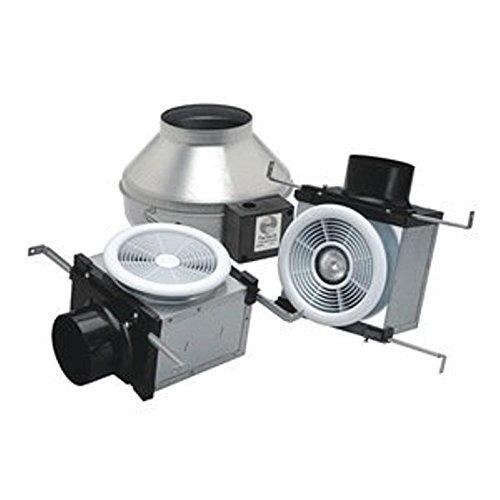 Fantech PB 270L7V 2 Premium Bath Fan With LED Light 120 Volt 260 CFM At  0.2 Inch Static Pressure 229 CFM At 0.4 Inch Static Pressure