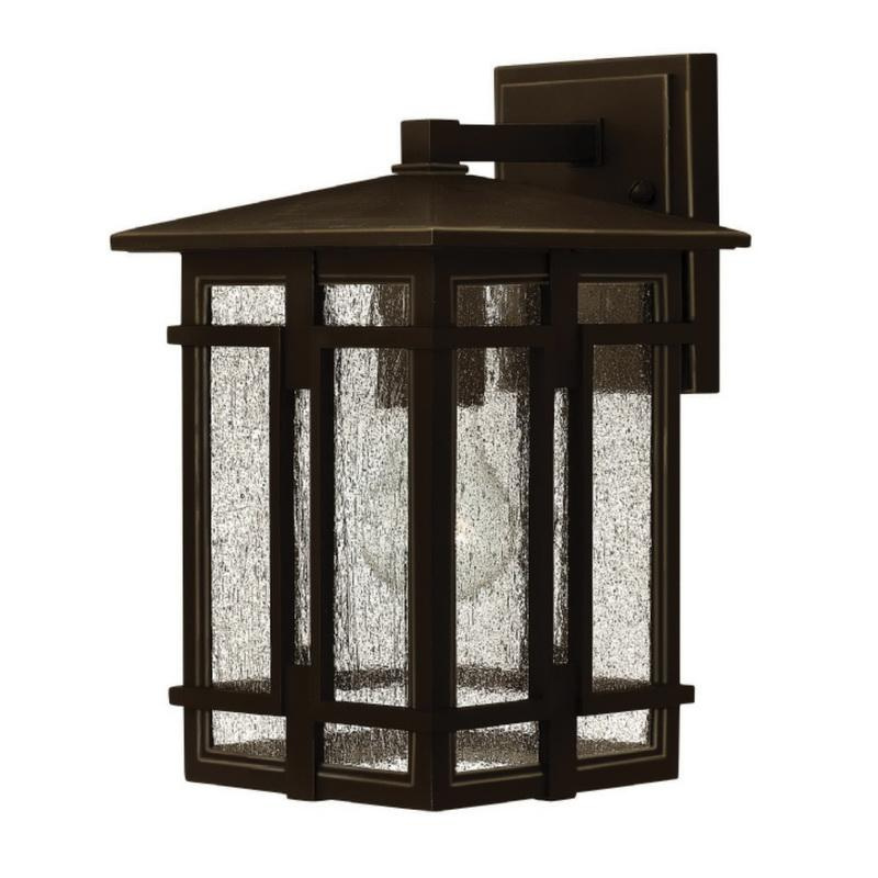 Hinkley Lighting 1960OZ 1-Light Outdoor Wall Lantern 100 Watt 120 Volt Oil Rubbed Bronze Tucker™