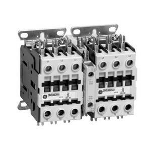 GE Industrial CR553AD3AAA 3 Pole Open Type CR553 Series Full Voltage Definite Purpose Contactor 40 Amp 115 - 120 Volt AC
