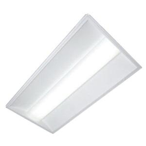 Cooper Lighting 24CZ-LD4-50-UNV-L840-CD1-U Ceiling Mount Standard LED Luminaire 44.5 Watt 120 - 277 Volt Reflective White Enamel Cruze™ Metalux™