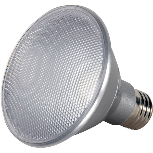 Initial Cri Lamp S9410 Base 2700k Short Lumens White Par30sn Medium Warm Neck Satco 1000 E26 Led 80 Dimmable SMVzUp