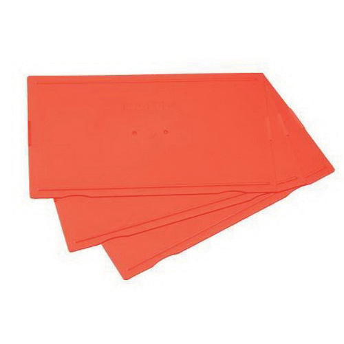 Rolacase RC003/D Divider Orange For Use With RC003 Series Cases